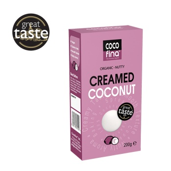 CREMĂ DE NUCĂ DE COCOS 100% ORGANICĂ 200 ml
