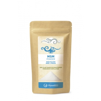MSM Pulbere PlanetBio, 300 gr