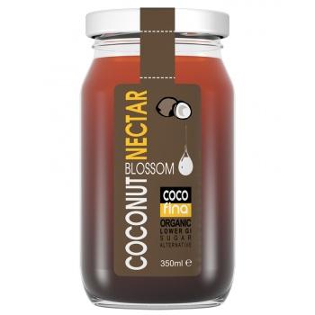 Nectar din Flori de Cocos Organic, 350 ml