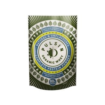 PUDRĂ PROTEICĂ PREMIUM ORGANICǍ DIN ZER IZOLAT (80% PROTEINE) 250 gr