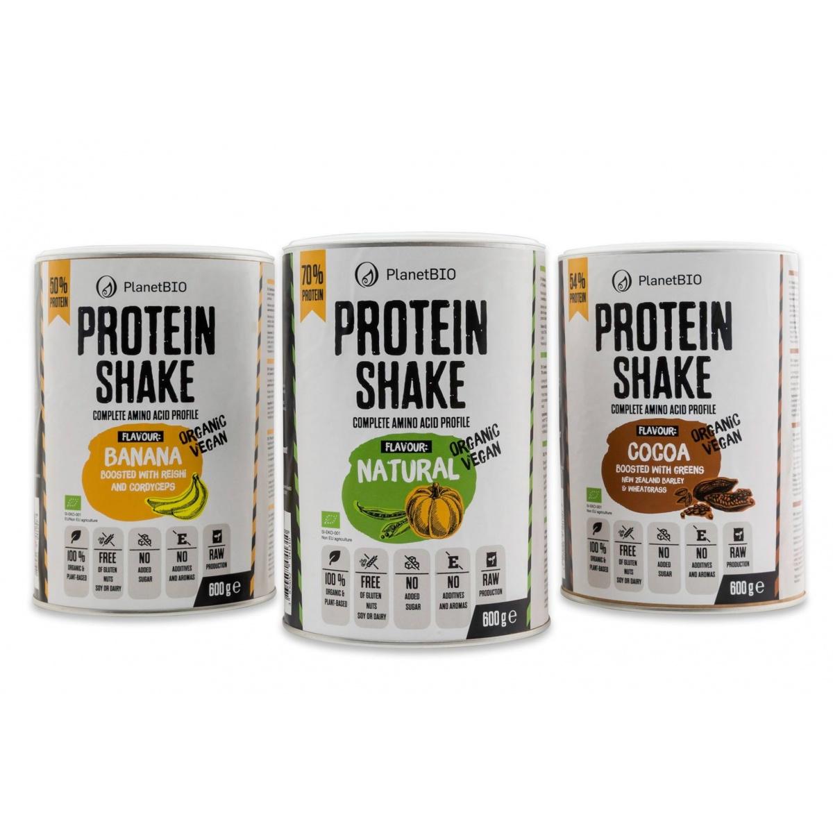 shake proteic vegan)