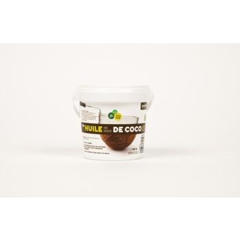ULEI DE COCOS ORGANIC DEZODORIZAT 500 ml