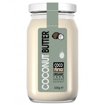 Unt din Nuca de Cocos 100% Organic, 335 gr