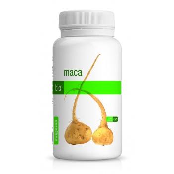 Purasana Maca BIO 300 mg, 120 capsule